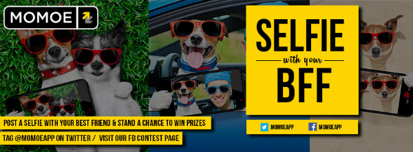 #MomoeBFF Selfie Contest!